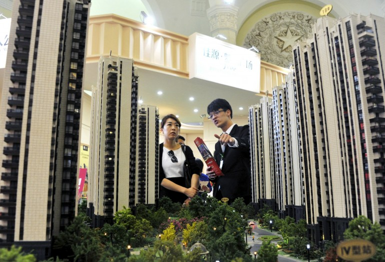 china-residential-real-estate-models