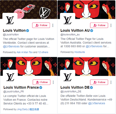 localized content louis vuitton